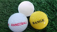 wholesale new design quality two layer range golf ball