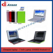 DDR3 512MB HD 8GB 7 Inch Laptops Mini Notebook Tablet Pc Computer