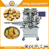 PLC Multifunction Automatic Cookies Encrusting Forming