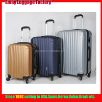 High Quality and Fashionable ABS Travel Trolley Luggage Case