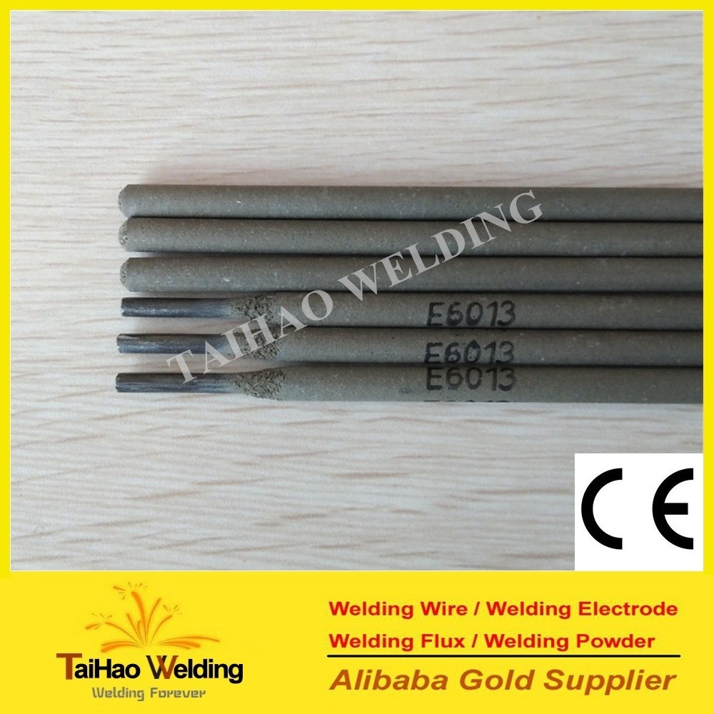 AWS E6013 and China E4313 Carbon steel welding rod and welding electrode