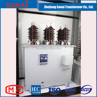 single phase 220 to 110 voltage transformers and 22KV Cast resin voltage transformer