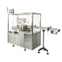 Small Automatic Cellophane Wrap Packing Machine