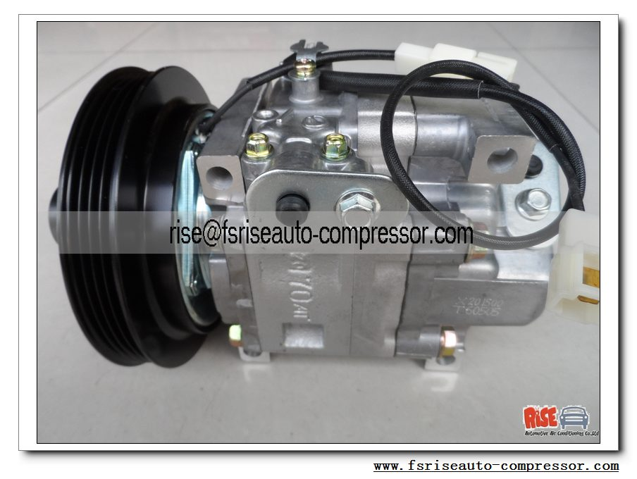 Automotive air conditioning compressor for Mazda Demio 1.3 16V 1998 H09A0AA4HU H09A1AA4DU H09A0AH4HUG <strong>12V</strong> Hotsale