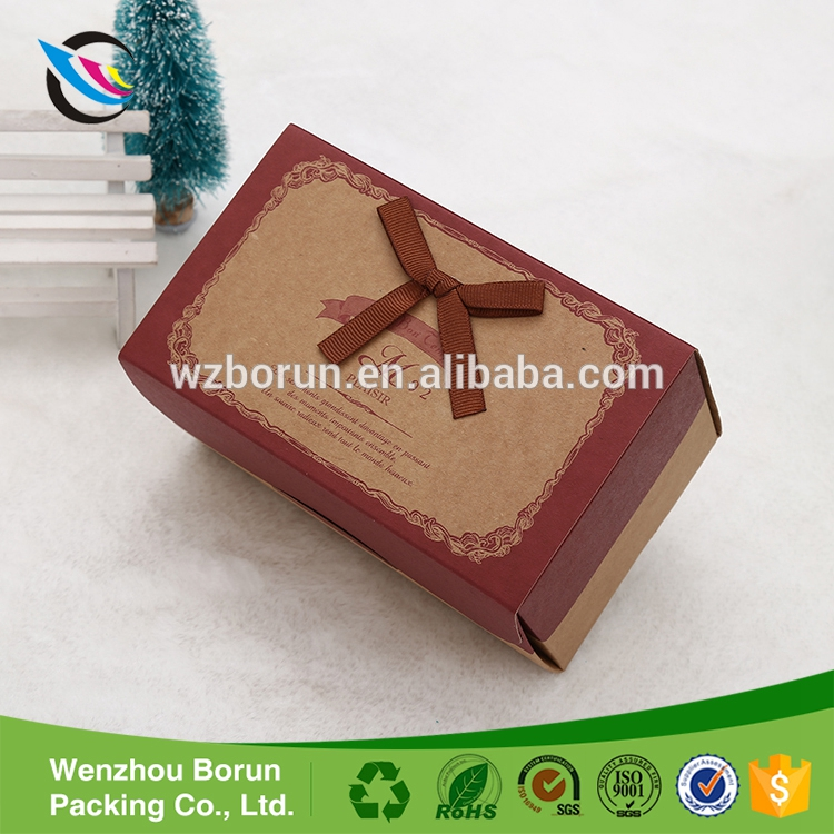 2017 wax corrugated box, corrugated packaging box, corrugated carton box specification