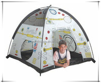 2015 hot wholesale diy kinds tent for kids play camping tent