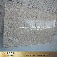 yellow granite wall coating G682