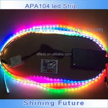 5m RGB LED Stripe Flexibel SMD 5050 LED's wasserdicht IP65 Strip ws2812b