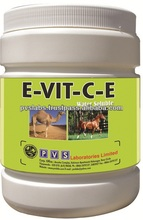 Vitamin E with Selenium for equine feed