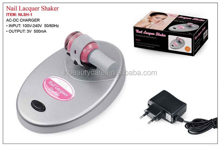 New design battery operation Nail polish shaker machine