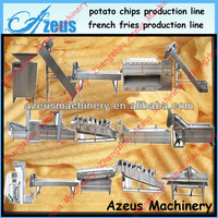 Industrial Full Automatic Home Potato Chips Machine in China