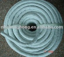 glass fiber braided square round rope