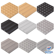 Factory Price Acid Resistant Anti Skid Blind Guider Non Slip Outdoor Ceramic Floor Tiles