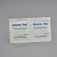 Within 12hours reply any logo laminated paper pharmaceutical wrapping alcohol prep pad