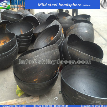 "36"" mild steel hemisphere wholesale"