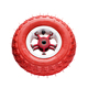 Brand new high quality 5 6 7 8 9 10 inch inflatable balloon tires big rubber beach cart wheels