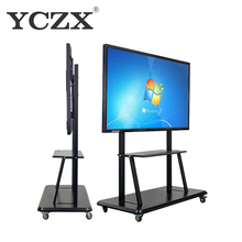 Cheap portable USB interactive whiteboard touch screen all in one PC