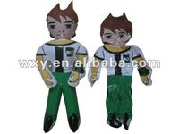 Cartoon shaped Ben 10 Boy inflatable Pvc children toy with good quality