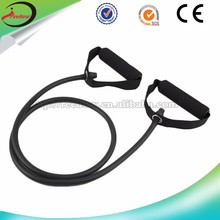 2016 new product resistance bands latex power pilates tubes 360 trainer