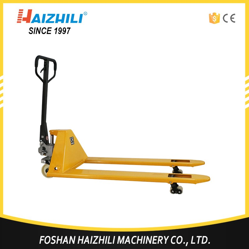 China factory material handling tools wholesale one 40feet container 3000kg hand pallet truck