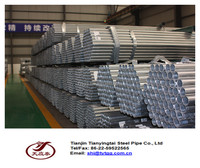 carbon steel tube for greenhouses