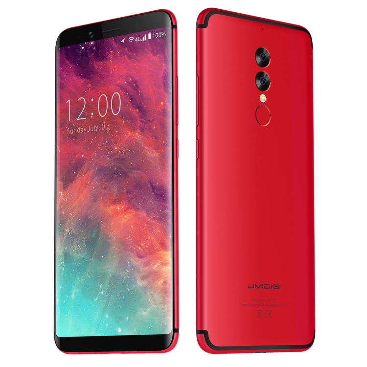 Wholesales UMIDIGI S2, 4GB+64GB 5100mAh Battery, 6.0 inch Screen <strong>Android</strong> 6.0 mobile <strong>phone</strong>