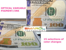 Optical Variable pigment for Security Printing banknote-www.smarol.com