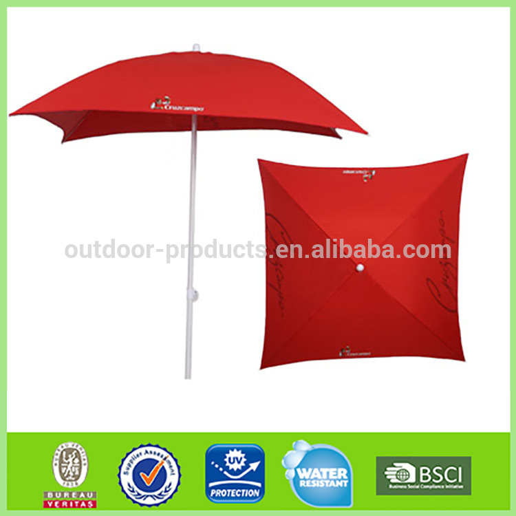 Custom Design 10 years experience Advertising umbrella Polyester payung tenda
