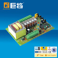AC 220v ASK Swing Gate Control Board EG02 with the frequency 433.92 mhz