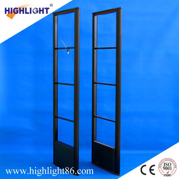 Highlight EAS 8.2mhz anti-theft clothing store EAS anti theft shop alarm R009 EAS RF retail door security