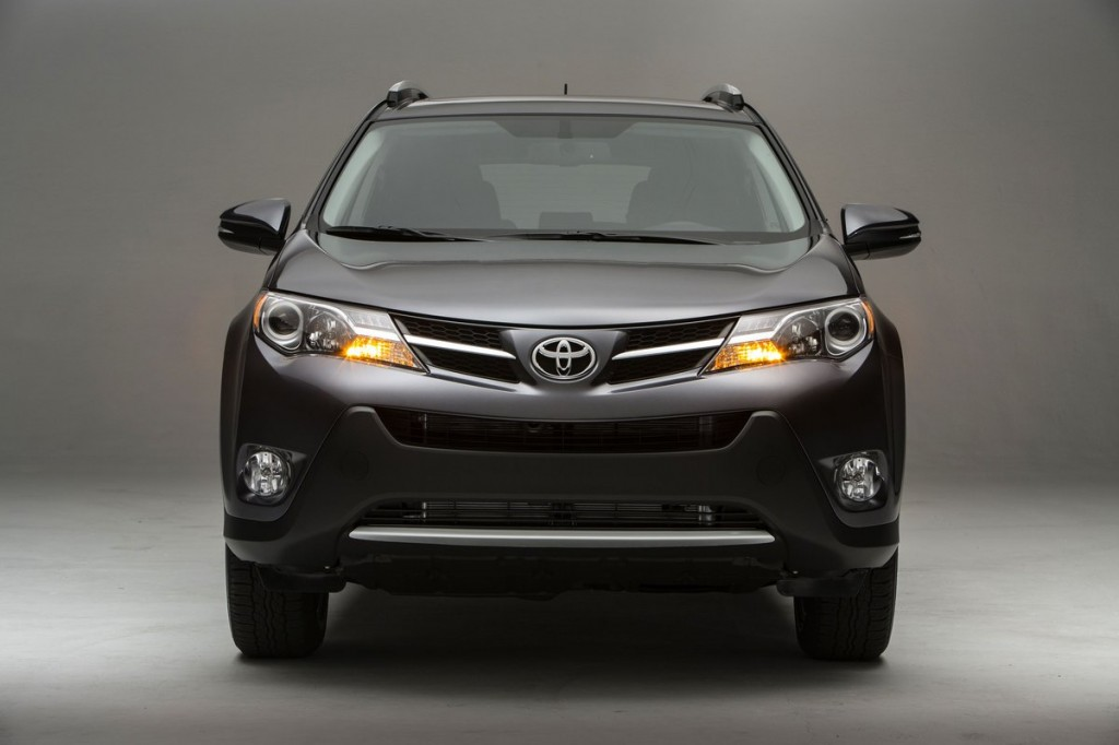 2014 TOYOTA NEW RAV4 VIDEO INTERFACE and GPS NAVIGATION