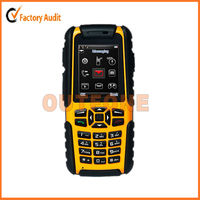 GPS Walkie Talkie Rugged Mobile Phone