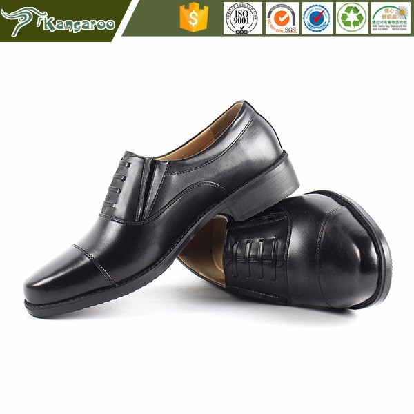 KMB27 CARMY Branded Man Polish Military Dress Shoes Manufacturer