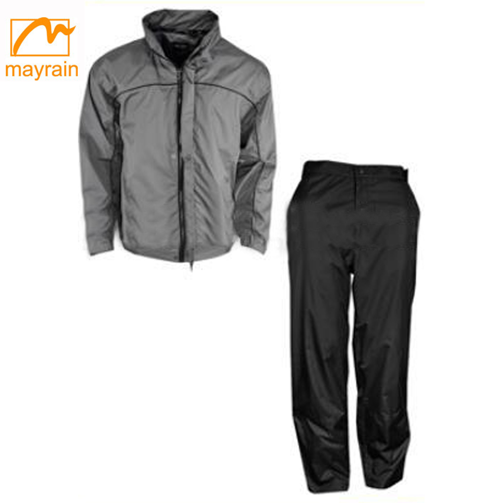 Riding Motorcycle Rain Suit