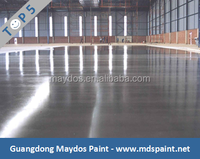High Performance Paint! Maydos Lithium Base Self Polished Concrete Floor Densifier For Warehouse