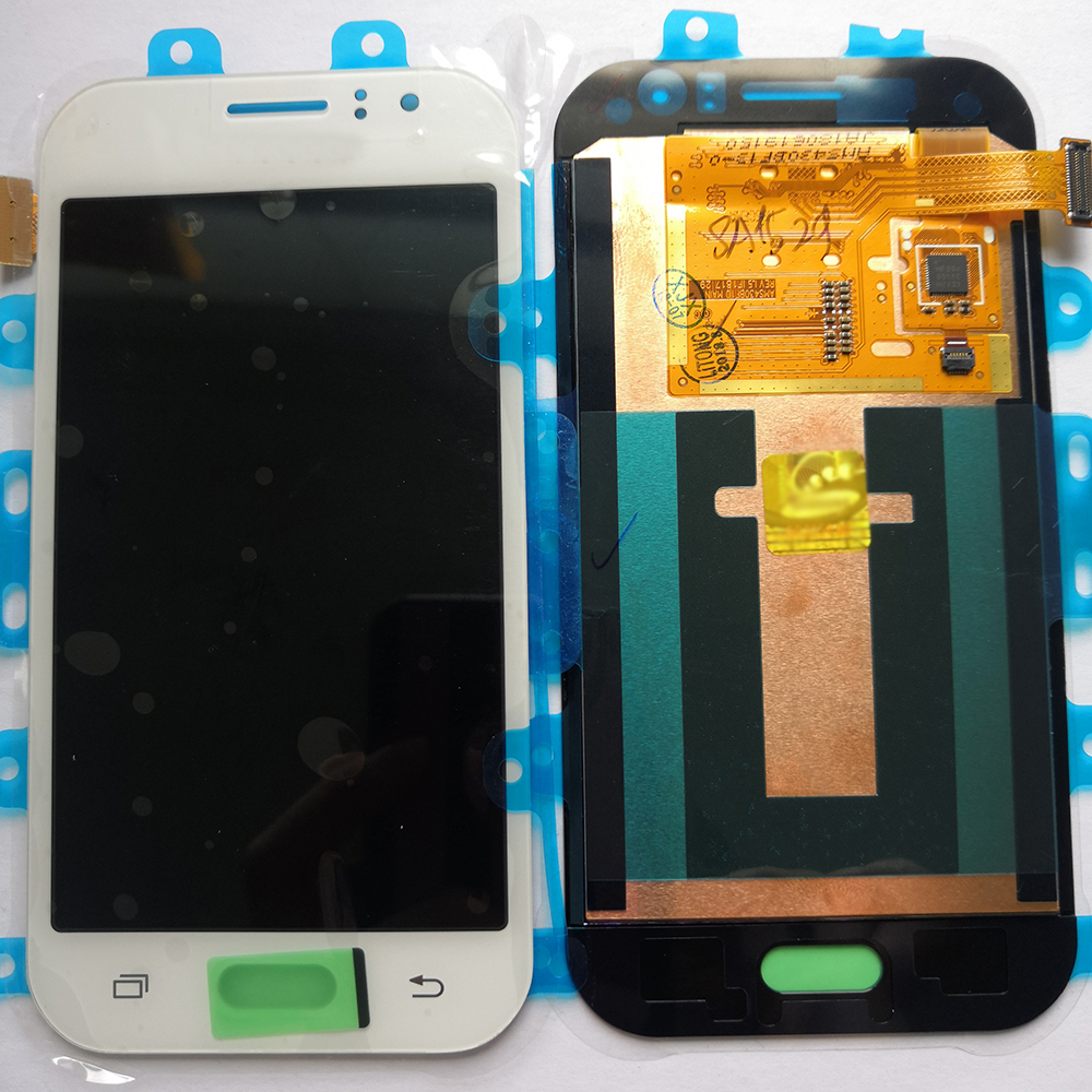 Replacement round lcd screen for samsung galaxy j1 j100 j1 ace j110