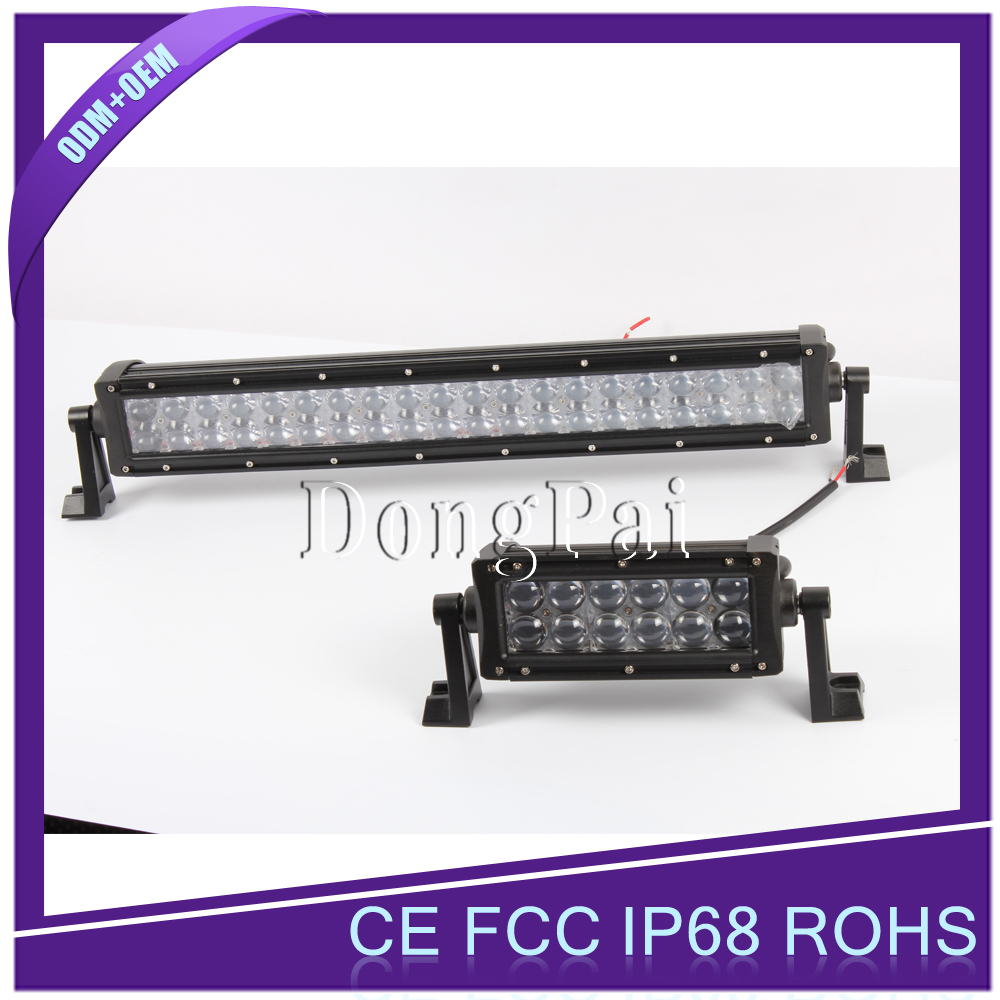 Auto Electrical System 120w led driving light bar, led 4x4 light bar