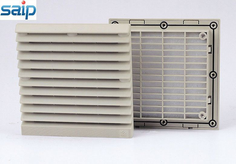 Ventilation Filter Air Ventilation cabinet panl axial fan and plastic filter
