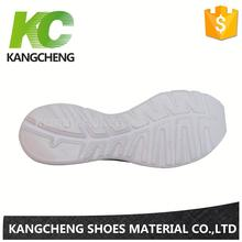 Custom printed air cushion sports shoes upper shoe sole with cheap price