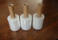 Mini Stretch Film Made from 100% LLDPE Raw Material