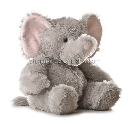 Plush elephant Stuffy ce animal products big ears grey Epic elephant toy
