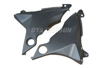 Carbon Motorcycle Side Fairings for Kawasaki Z800 2013
