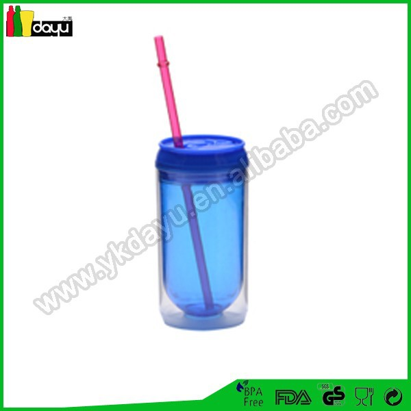 new product for 2015 hot sale alibaba supplier plastic cup bra double wall plastic tumbler