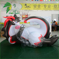Hongyi New Design Customized PVC0.4mm Inflatable Animal Sexy Dragon Toys