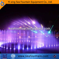 led multimusic / dancing water fountains