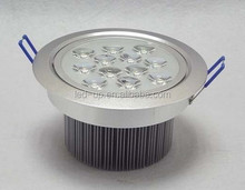 AC 220V Commercial using 12w downlights led ceiling light