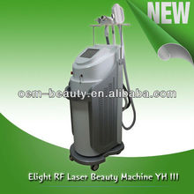 Best selling q-swiched nd yag tattoo removal machine elight ipl rf laser system