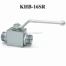 KHB -16SR Self-acting Pressure Regulating Bosch Fuel Rail Miniature Pressure Limiting Valve
