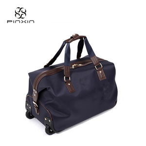 a87c8e23f8a3 Chinese Manufacturer Modern Design Blue Man Trolley Travel Bag Long Travel  Trolley Bag