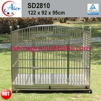 Luxury large dome metal dog cage